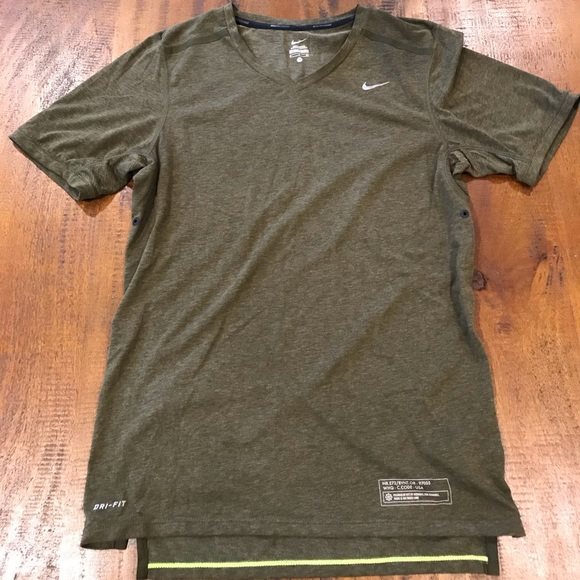 Nike Other - Nike Running dri-fit V-Neck